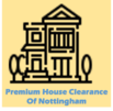 Premium House Clearance of Nottingham Logo